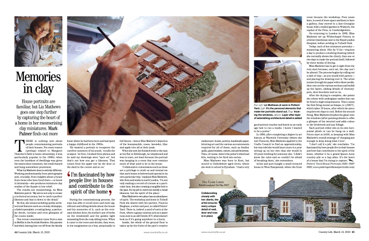 Country Life March 13 2019